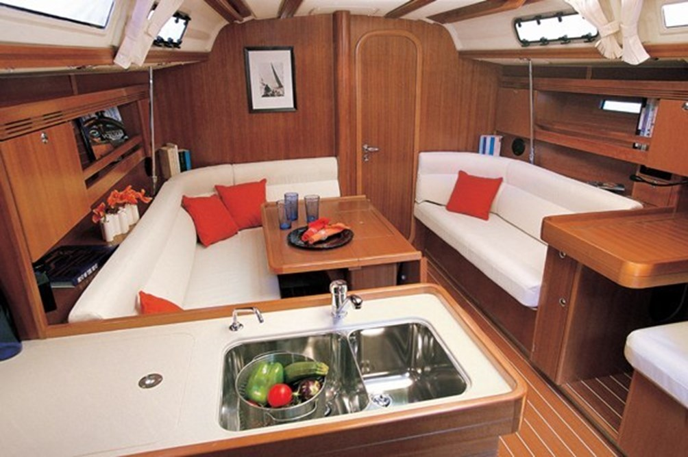 Dufour 40 - One of Dufour sailing boat in Catalonia, Spain is available for  Bareboat charter charter