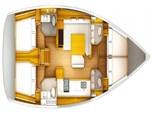Jeanneau Sun Odyssey 519 (4 cab.)