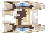 Lagoon 450 S charter